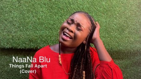 NaaNa Blu - Things Fall Apart (Kofi Kinaata Cover)