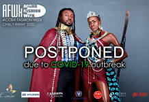 Accra Fashion Week Suspended