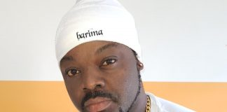 Barima Sidney - No Slave To Fear