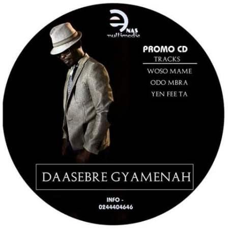 Daasebre Gyamenah – Woso Mame (Prod By Enas Multimedia)