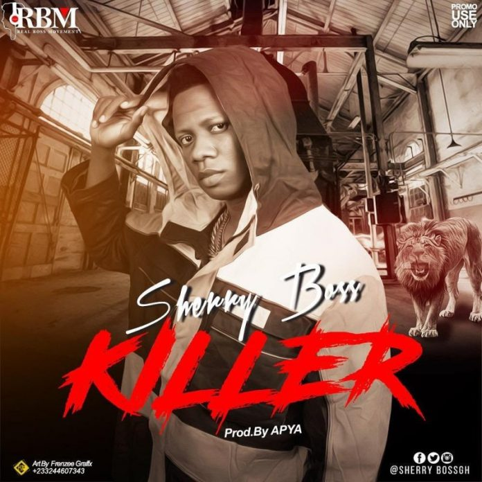 Sherry Boss - Killer (Prod. by Apya)