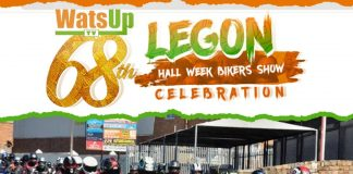 WatsUp TV 68th Legon Hall Week (Bikers)