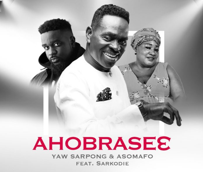 Yaw Sarpong And The Asomafo - Ahobrase3 (Feat. Sarkodie)