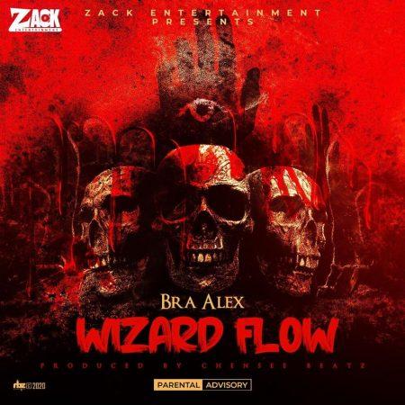 Bra Alex - Wizard Flow (Prod by Chensee beatz) (GhanaNdwom.net)