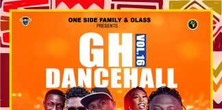 Dj Manni - GH Dancehall Vol.16