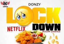 Donzy - LockDown (Prod By Simps OnDa Beat)