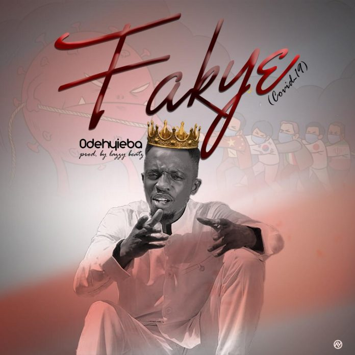 Odehyieba - Fakye (Prod. By Lazzy Beatz) (GhanaNdwom.net)