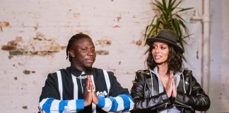 Stonebwoy - Nominate (Feat. Keri Hilson) (Official Video)