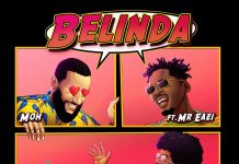 Moh ft Mr Eazi- Belinda