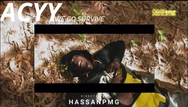 Acyy - We Go Survive (Official Video)