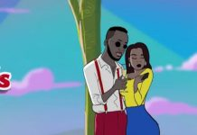 Akwaboah – Posti Me (Visualizer)