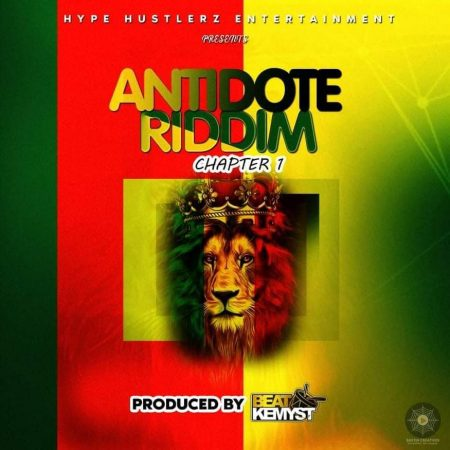Beat Kemyst - Antidote Riddim Chapter 1 (Instrumental) (Prod By Beat Kemyst) (GhanaNdwom.net)