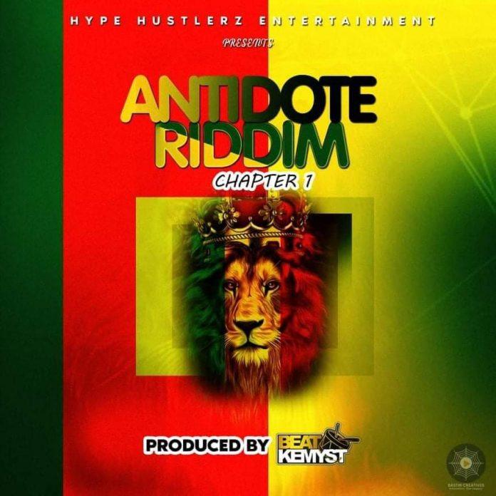 Beat Kemyst - Antidote Riddim Chapter 1 (Instrumental) (Prod By Beat Kemyst) (GhanaNdwom.net)