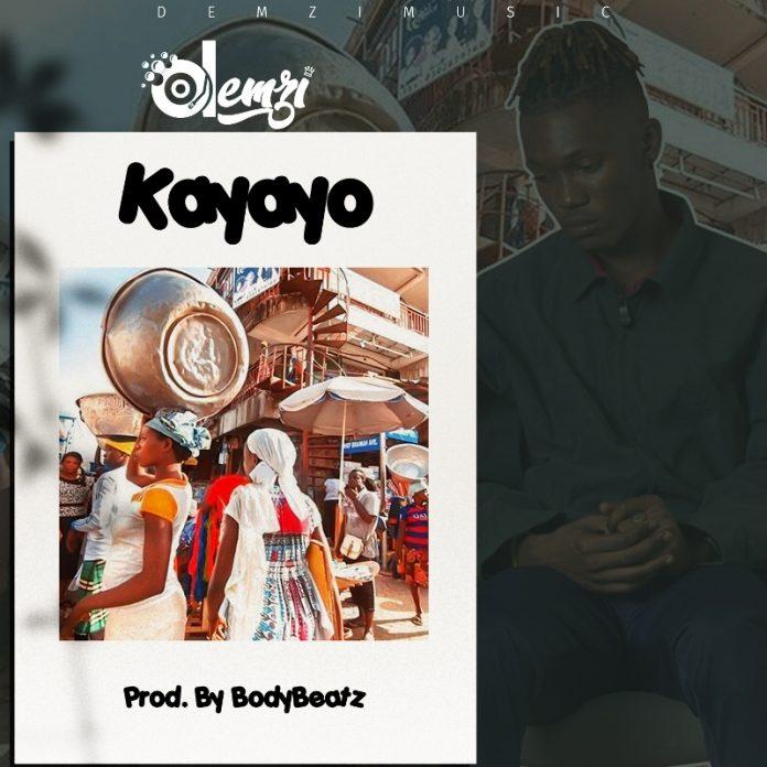 Demzi - Kayayo (Fast Lane Riddim) (Prod. By BodyBeatz)