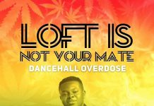 Dj Loft - LOFT IS NOT YOUR MATE (The Dancehall Overdose Mix)