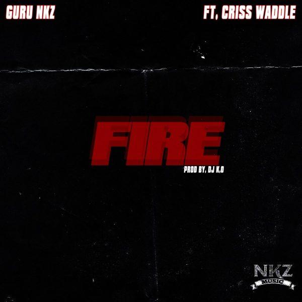 Guru - Fire (Feat. Criss Waddle)