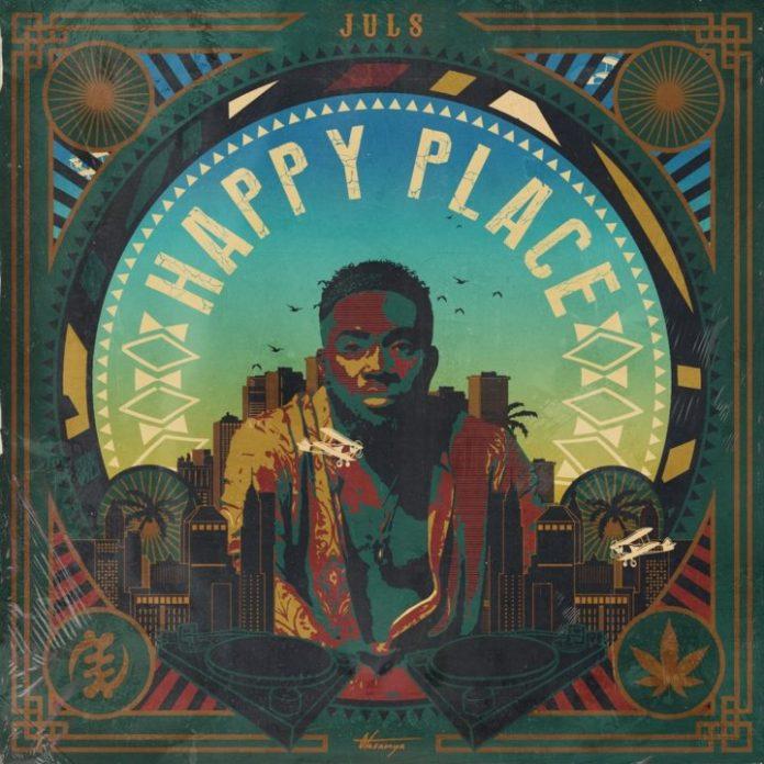 Juls – Happy Place (Full Album)