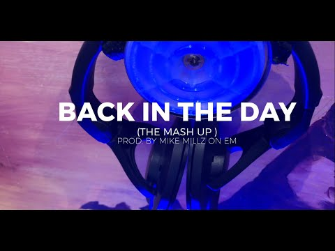 Kafui Chordz - Back In The Day (The Mash Up) (Studio Video)