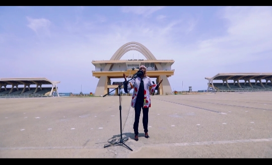 Lady Jay - One Ghana (Video)
