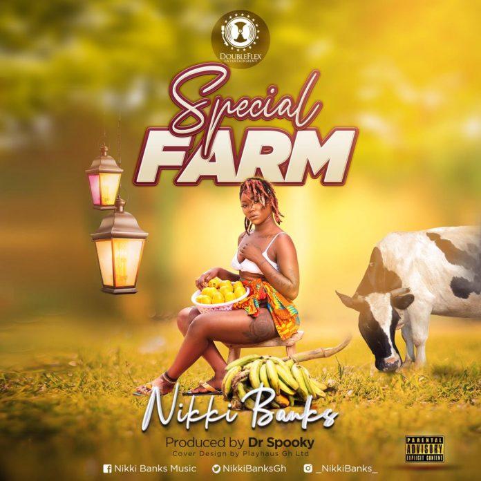 Nikki Banks - Special Farm (Prod by Dr Spooky)