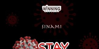 Sinami - Stay Safe (Feat. King Gahda x Team Winning) (Prod. by P.Y)