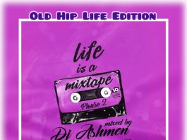 DJ Ashmen - Life Is A Mixtape HIP LIFE EDITION