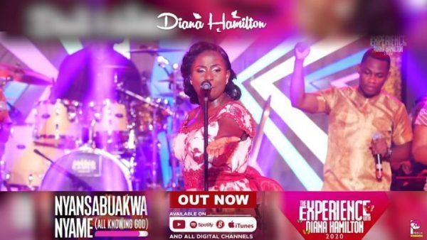 Diana Hamilton - Nyansabuakwa Nyame (All Knowing God) (Official Video)