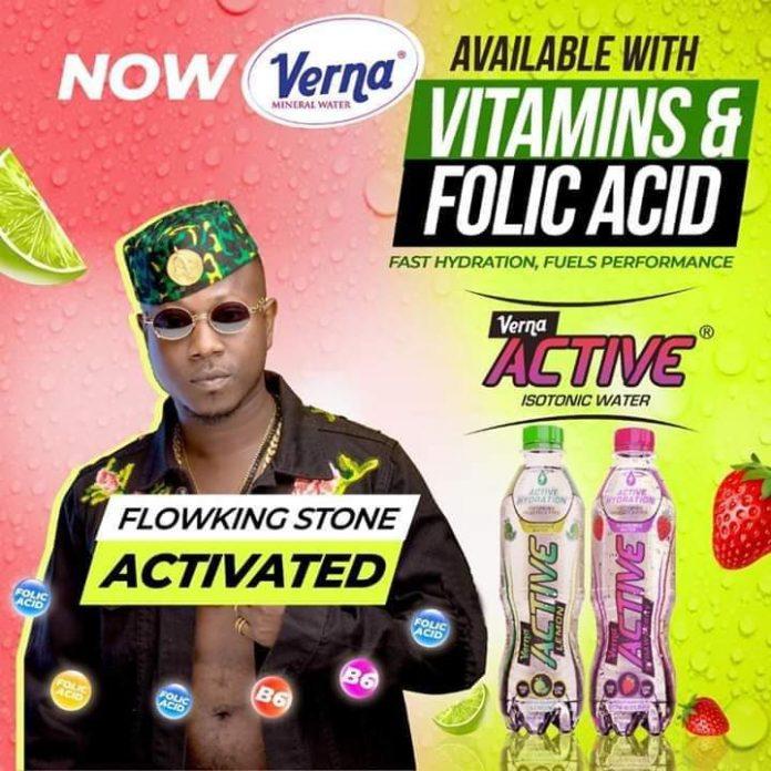 Flowking Stone - Verna Active