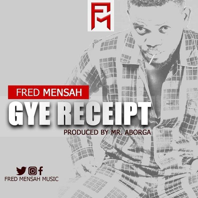Fred Mensah Gye Receipt