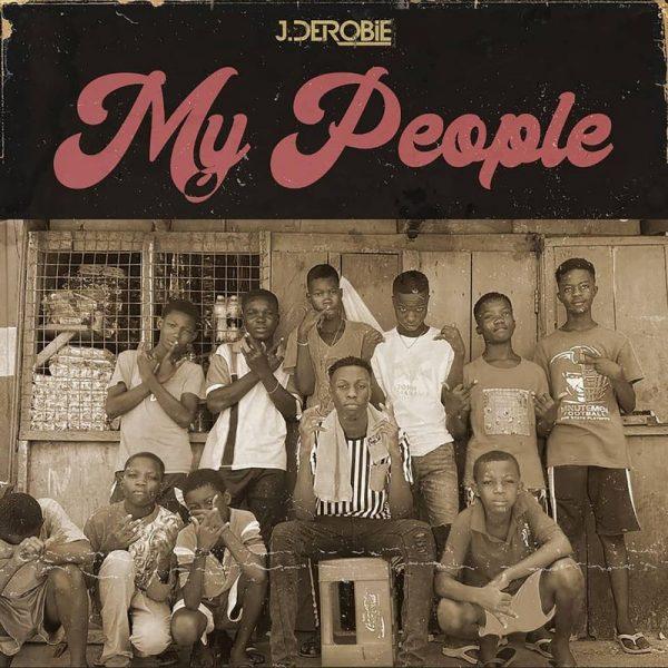 J. Derobie - My People
