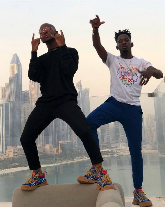 Mr Eazi x King Promise - Baby I'm Jealous (GhanaNdwom.net)