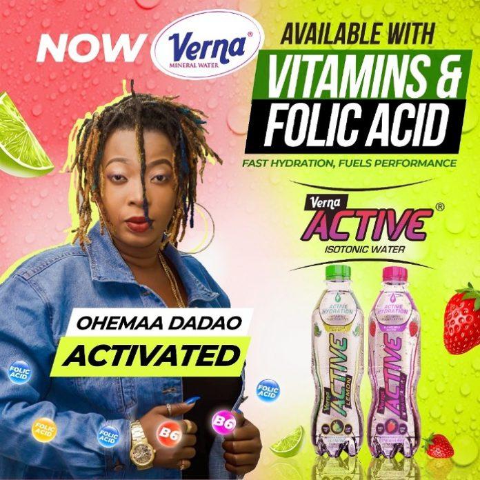 Ohemaa Dadao - Verna Active