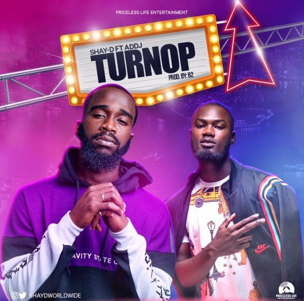 Shay D - TurnOp (Feat. Ad Dj) (Prod. By B2)
