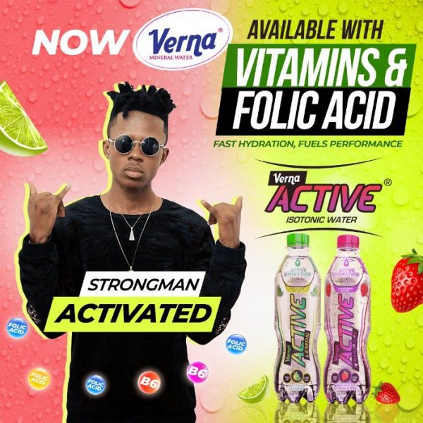 Strongman - Verna Active