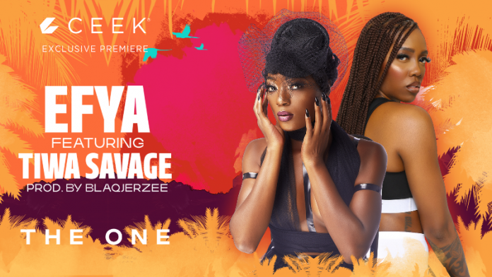 CEEK - Efya Tiwa Savage - The One
