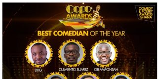 Comedy And Poetry Awards 2020 Slated For 1st August