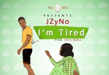 JZyNo - I'm Tired (Prod by. KellzBeatz)