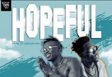 Kiaani - Hopeful (feat Article Wan) (Prod By Mrlehammix) [DOWNLOAD]