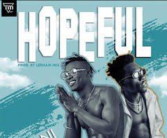Kiaani - Hopeful (feat Article Wan) (Prod By Mrlehammix) [DOWNLOAD]