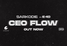 Sarkodie - CEO Flow (Feat. E-40)