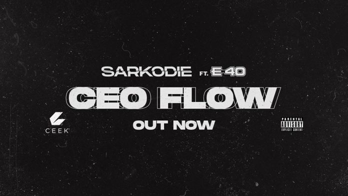 Sarkodie - CEO Flow (Feat. E-40)