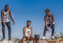 Twitch x Kwesi Arthur x Quamina Mp – More (Jerusalem Cover)