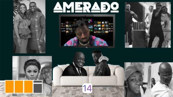 Amerado - Yeete Nsem Episode 14 (Prod. by Seshi)
