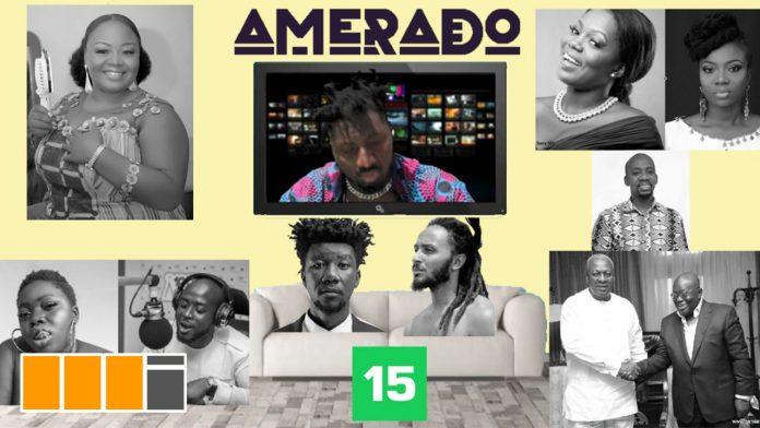 Amerado - Yeete Nsem Episode 15 (Prod. by itzCJ Beatz) (GhanaNdwom.net)