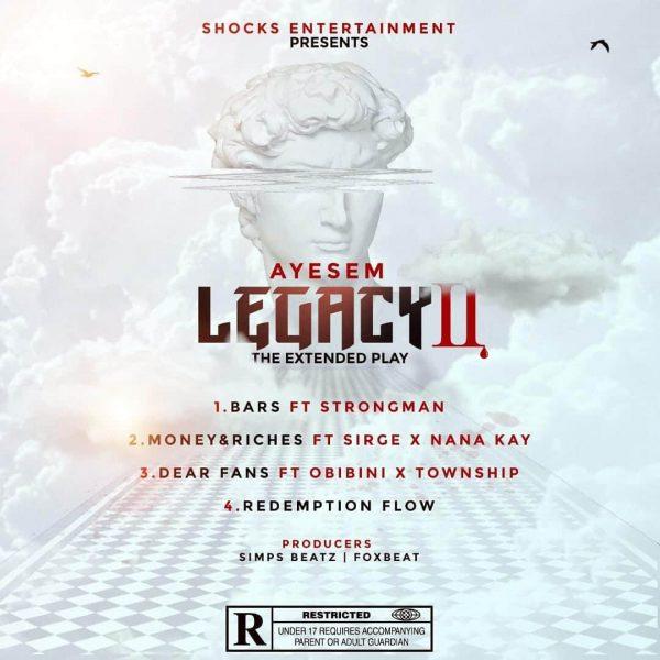 Ayesem - Legacy II EP