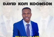 David Kofi Koomson - Oh Lord My God (Prod By Jakebeatz) (GhanaNdwom.net)