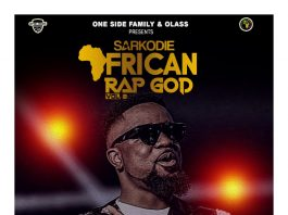 Dj Manni - Sarkodie African Rap God Mixtape Vol. 2