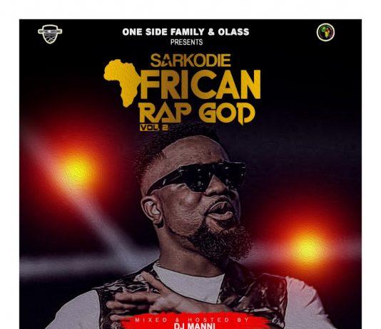 Dj Manni - Sarkodie African Rap God Mixtape Vol. 2
