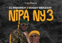 Dj Pakorich - Nipa Ny3 (Feat.Boggy Wenzday)