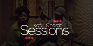 Kafui Chordz - Redemption Song (Acoustic Session)